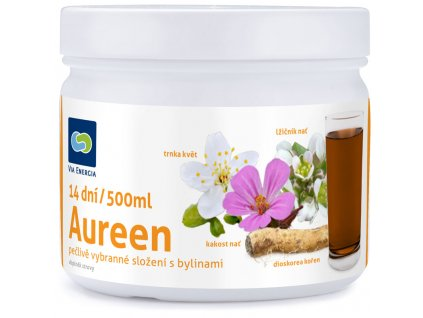 aureen 500ml 14 dni divine way